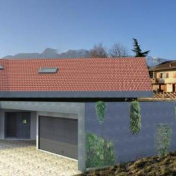 Villa RT2012 - Amancy - Julien Arnoux Architecte